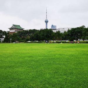 文化广场旅游景点攻略图