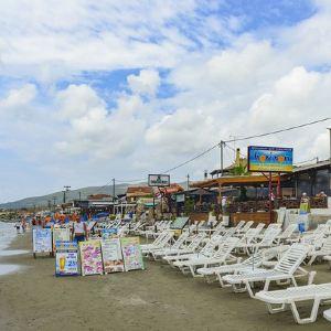 拉加纳斯海滩旅游景点攻略图