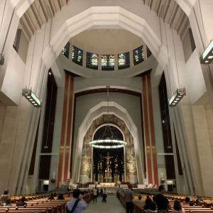 圣·约瑟夫大教堂旅游景点攻略图