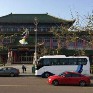 西霞口艺术馆旅游景点攻略图