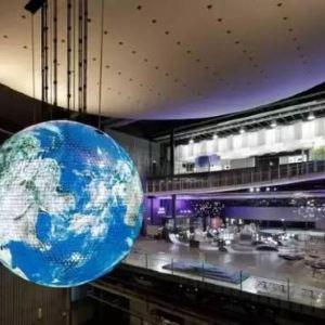 日本科学未来馆旅游景点攻略图