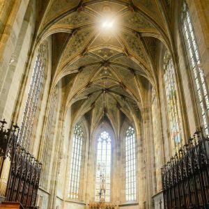 圣马丁大教堂旅游景点攻略图
