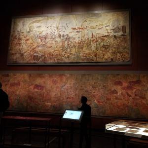 国家人类学博物馆旅游景点攻略图
