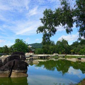 传奇公园旅游景点攻略图