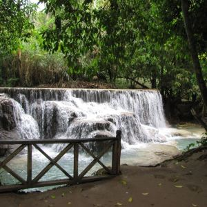 琅勃拉邦旅游景点攻略图