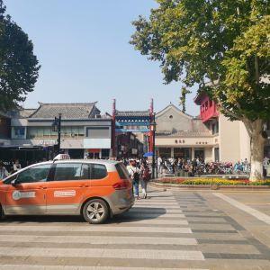 泉城路旅游景点攻略图