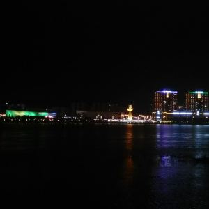 江滨公园旅游景点攻略图