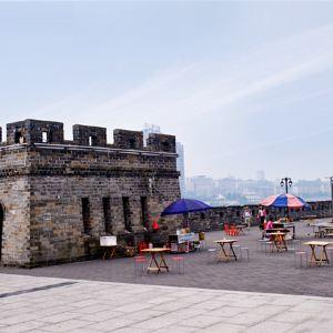 益阳古城墙旅游景点攻略图