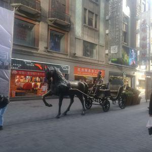 天津劝业场旅游景点攻略图