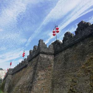 端州古城墙旅游景点攻略图