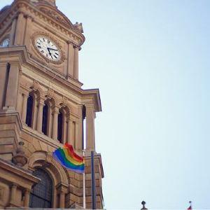 悉尼市政厅旅游景点攻略图