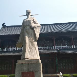 王安石纪念馆旅游景点攻略图