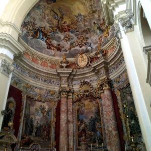 Saint Ignatius天主教堂旅游景点攻略图
