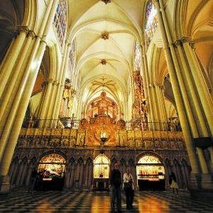 托莱多大教堂旅游景点攻略图