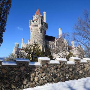 卡萨罗玛城堡旅游景点攻略图