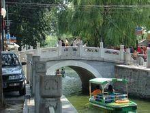 银锭桥旅游景点攻略图