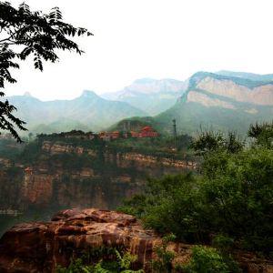 苍岩山旅游景点攻略图