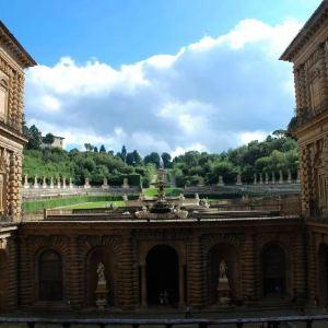 皮蒂宫旅游景点攻略图