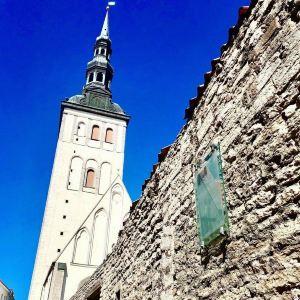 圣奥拉夫大教堂旅游景点攻略图