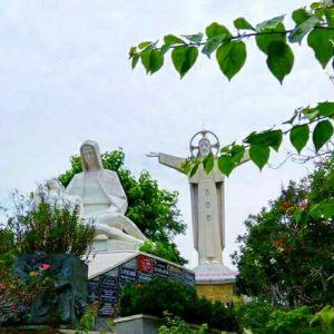 耶稣山旅游景点攻略图