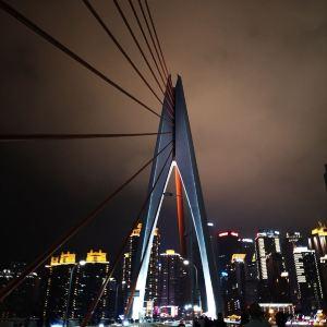 千厮门大桥旅游景点攻略图