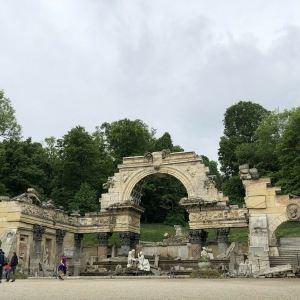 城堡花园旅游景点攻略图