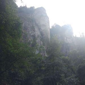 七盘仙谷旅游景点攻略图