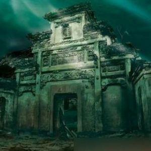 千岛湖水下古城旅游景点攻略图