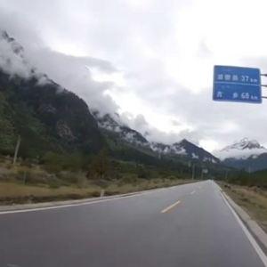 唐拉昂曲峰旅游景点攻略图