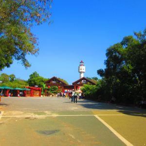 涠洲岛灯塔旅游景点攻略图