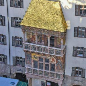 黄金屋顶旅游景点攻略图
