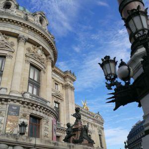 巴黎歌剧院旅游景点攻略图