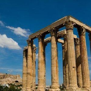 奥林匹亚宙斯神殿旅游景点攻略图