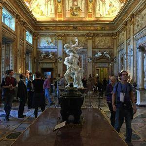 波格赛美术馆旅游景点攻略图