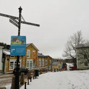 波尔沃古城旅游景点攻略图