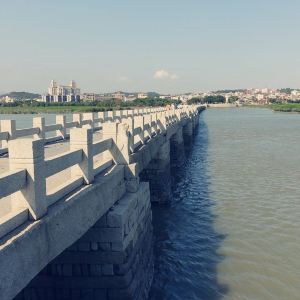 洛阳桥旅游景点攻略图