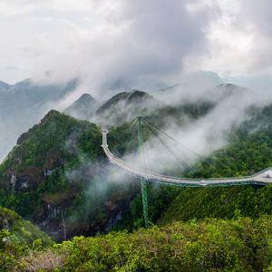 兰卡威地质公园旅游景点攻略图