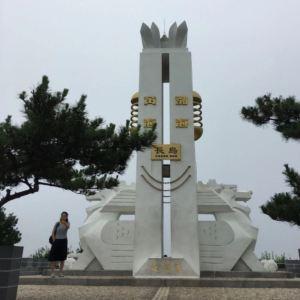长山尾(黄渤海交汇线)旅游景点攻略图