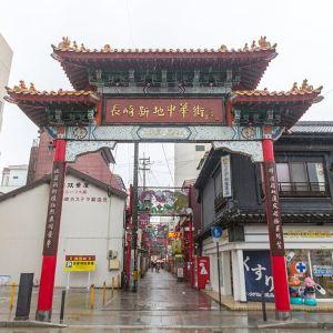 神户中华街旅游景点攻略图