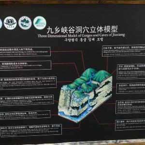 九乡风景区旅游景点攻略图