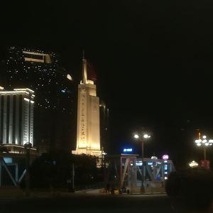 八一南昌起义纪念塔旅游景点攻略图