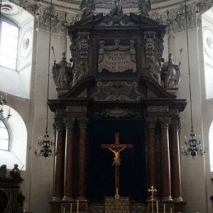 萨尔茨堡大教堂旅游景点攻略图