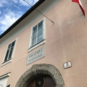 莫扎特出生地旅游景点攻略图