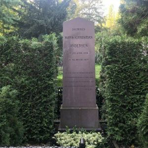 安徒生墓园(Assistens Kirkegard)旅游景点攻略图