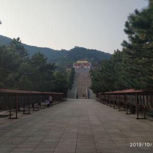 海棠山风景区旅游景点攻略图