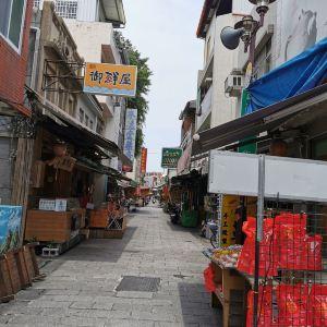 安平老街旅游景点攻略图
