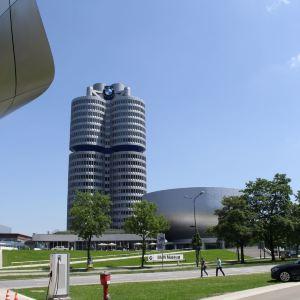 宝马总部大楼旅游景点攻略图