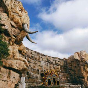 西双版纳万达傣文化风情园旅游景点攻略图