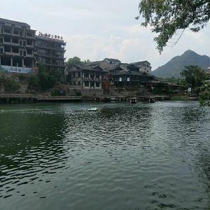 芙蓉镇旅游景点攻略图
