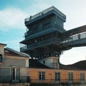 圣胡斯塔升降机旅游景点攻略图